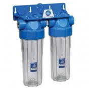 Корпус фильтра Aquafilter FHPRCL12-B-TWIN