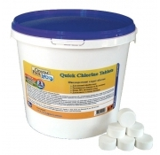 Crystal Pool Quick Chlorine Tablets 5 кг